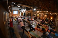 Oct 4: 2nd annual Music City Yoga Festival