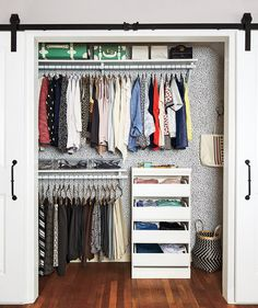 10 Secrets Only Professional Closet Organizers Know | Three pros share their keys to success. Implement these strategies at home to transform your closets.