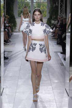 Spring Summer 2014 Collection Look 14   Balenciaga.com