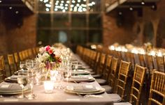 Gold Bamboo Chairs Reception Decor   photography by http://www.elisabethmillay.com/