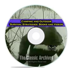 Camping and Survival Guides, Wilderness, Cooking, 115 Books w/ video DVD Survival Books, Survival Guide, Hydrogen Car, Boys Camp, Gazebo Plans, Free Shed Plans, Old Video, Winter Camping, Camping Crafts