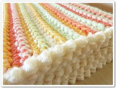 Dots'n'Dashes Baby Throw