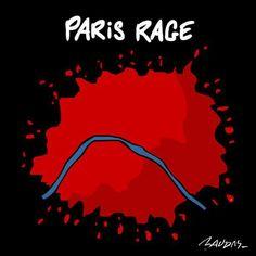 Baudry: Paris Rage