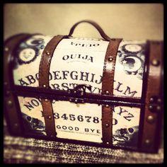 Ouija board purse