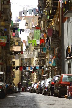 One Thousand Colors, Naples, Italy