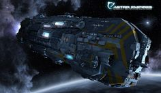 Astro Empires é um MMO de estratégia em tempo real onde os jogadores podem construir o seu próprio império no espaço.