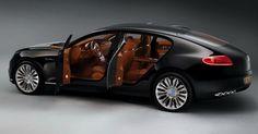 Bugatti's Galibier 4-Door Sedan Does 235mph, Should Arrive 2015 (pics)