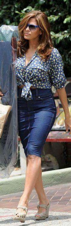 Outfits para señoras adecuados y con estilo