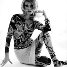 1966 fashion, photograph by Charlotte March.