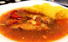 Cel mai bun peşte pentru saramură FOTOretete-mancare.com Mai, Thai Red Curry, Ethnic Recipes, Food, Essen, Meals, Yemek, Eten
