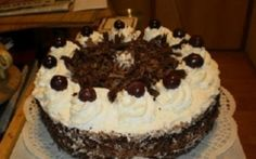 Skvělý nepečený dort pro muže » Pečení je radost
