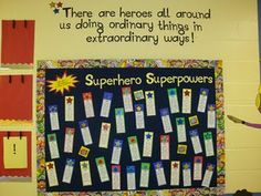 This could be great to highlight the people we study in third grade! Love the quote!!