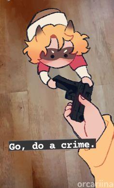 Crime, Dream Friends, Fanart, Minecraft Fan Art, Just Dream, Art Memes, Fandoms, Dream Art, Dream Team