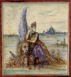Venice - Gustave Moreau