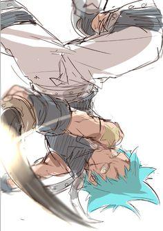 Back☆Star Soul eater