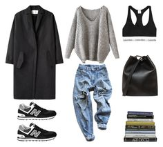 Week End by fashionlandscape on Polyvore featuring Mode, Cédric Charlier, Levi's, Calvin Klein Underwear and 3.1 Phillip Lim