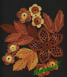 These motifs might be a dress by antonina.kuznetsova, via Flickr