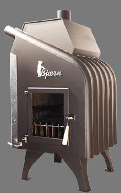 Typ 01_12  12kW Bjœrn Holzofen von JS-Lasertechnik