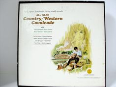 Vintage All Star Country Western Cavalcade / 6 by VintageBethought