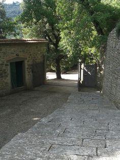 Entrance Polvano