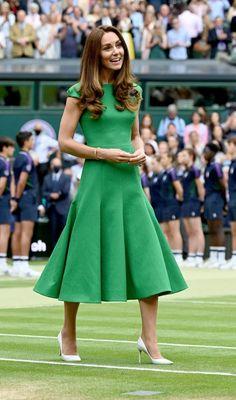 Kate Middleton Wimbledon, Looks Kate Middleton, Estilo Kate Middleton, Pippa Middleton, Kate Middleton Fashion, Kate Middleton Style Dresses, Duchess Kate, Duke And Duchess, Duchess Of Cambridge