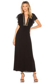 STONE COLD FOX EVELYN DRESS. #stonecoldfox #cloth # Stone Cold Fox, Norma Kamali, Trending Now, Dresses Online, Vintage Dresses, Curvy, Cold Shoulder Dress, Short Sleeve Dresses