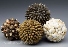 how to make seashell crafts for home decor