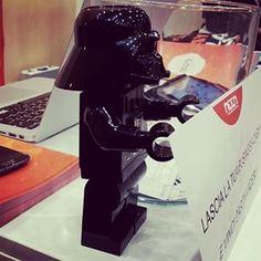 #funfact: Darth Vader @meetmagento italy #mm15it #meetmagento #funny