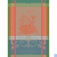 Garnier Thiebaut Potiron Towel