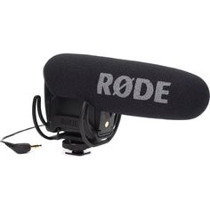 Rode VMPR VideoMic Pro R with Rycote Lyre Shockmount for youtube videos recording and gaming