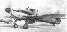Soviet Hawker Hurricane