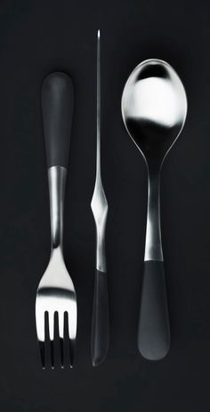 Stockholm Cutlery. Design Jesper Ståhl. For Design House Stockholm. Photo Örjan Henriksson.