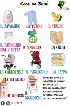 #lessicoitaliano #initalia #cosadabebe https://initalialinguaecultura.wordpress.com/lessico/