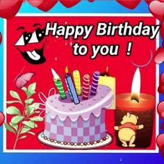 Birthday Hug, Birthday Wishes Funny, Birthday Songs, It's Your Birthday, Birthday Sparklers, Birthday Fireworks, Birthday Candles, Beautiful Birthday Cards, Cute Teddy Bears