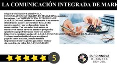 LA COMUNICACIÓN INTEGRADA DE MARKETING - Blog de Formación de Euroinnova:    LA COMUNICACIÓN INTEGRADA DE MARKETING. apúntate a los mejores LA COMUNICACIÓN INTEGRADA DE MARKETING en Euroinnova Formación. Con nosotros obtendrás los mejores descuentos y becas.Todos nuestros master y cursos los podrás hacer de manera online.     Tan solo deberás de entrar en nuestra web buscar tu curso master o postgrado y apuntarte aquí podrás buscar tu curso o master…