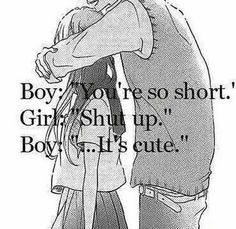 cute couple anime quotes The Random Vibez gets you the best collection of Cute Couple Quotes, Wallpapers, Images, Pictures for you to share and dedicate to your love of your life. Cute Couple Quotes, Love Quotes, Cute Couple Comics, Cute Couple Things, Couples Quotes Love, Cute Couple Art, Cute Relationship Goals, Cute Relationships, Relationship Quotes