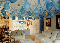 Ideas para decorar la sala para una fiesta   Fiesta101