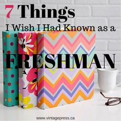 Being a freshman in high school is a tough transition. I've come up with 7 tips I wish I had known to help your freshman year run smoothly!