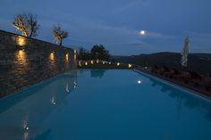 pool at night Pool At Night, Villa, Swimming, Outdoor Decor, Home Decor, Swim, Interior Design, Home Interiors, Decoration Home