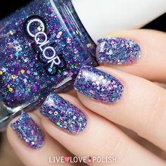 Color Club Pinky Swear Nail Polish (Celebration Collection)