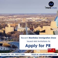 Manitoba announced new invitations to appeal for a Manitoba provincial nomination for P.R on Feb 15 to qualified skilled workers and international students who have shown their concern in immigrating to the province. Federal Skilled Worker, Consulting Firms, The Province, Secondary School, Pathways, Paris Skyline, How To Apply, Invitations, Draw
