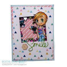 Some Odd Girl Blog | Sunshine Sorbet – WE'VE GOT PAPERS! | http://www.someoddgirlblog.com