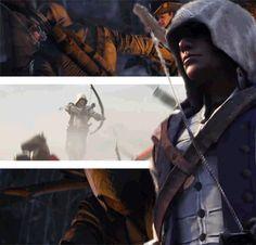 Connor Kenway. Assassins Creed III
