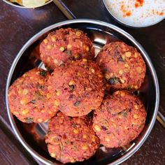 beetroot vadai recipe, beetroot masala vada, chettinad beetroot lentil fritters with step by step photo/video. deep fried snack from popular tamil cuisine. Pakora Recipes, Chaat Recipe, Paratha Recipes, Veg Recipes, Spicy Recipes, Cooking Recipes, Masala Recipe, Beetroot Recipes, Indian Dessert Recipes