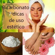 Muitas dicas interessantes do uso do bicarbonato na estética. Confira o post no blog.