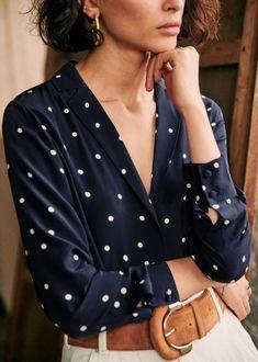Sézane - Florence shirt