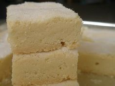Jamie Oliver's Best Shortbread in the World - tried almost every recipe for shortbread and this is my favourite