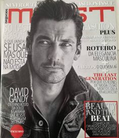 """521 Likes, 13 Comments - David Gandy (@ohmygandy) on Instagram: """"New for Negocios MUST magazine (Portugal)  by @ninamduncan"""""""