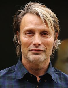 Mads Mikkelsen, Lyon France, Oct. 14, 2015