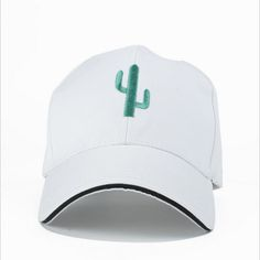 Embroidery Retro Men Cactus Street Hip-Hop baseball caps Snapback Caps Black Adjustable Hats Casquette Caps